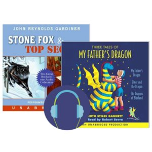 Audiobook Grade 3 Leveled Favorites