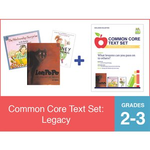 Common Core Text Set: Legacy (19 Bk Set)