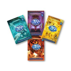 39 Clues (11 Bk Set)