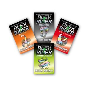 Alex Rider Adventure (9 Bk Set)