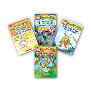 Geronimo Stilton (10 Bk Set)