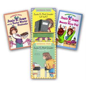 Junie B. Jones (27 Bk Set)