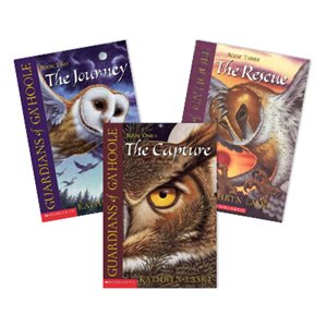 Guardians of Ga'Hoole (15 Bk Set)