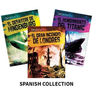 Desastres (Disasters) (6 Books)