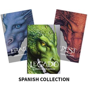 Inheritance Cycle (4 Books) Spanish