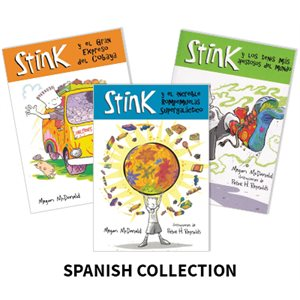 Stink (5 Books) Spanish