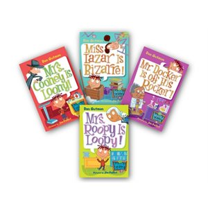 My Weird School (10 Bk Set)