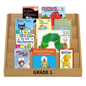 Grade 1 Classic Grade Level Library (50 Bk Set)