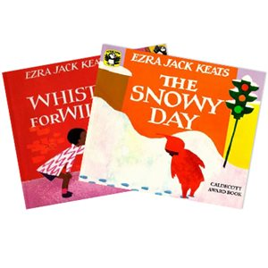 Favorite Author Study - Ezra Jack Keats (4 Bk Set)