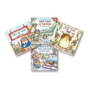Series Sampler - Little Critter (5 Bk Set)