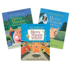 Series Sampler - Mercy Watson (5 Books)