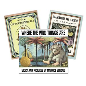 Favorite Author Study - Maurice Sendak (3 Books)
