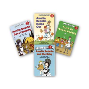 Series Sampler - Amelia Bedelia (5 Bk Set)