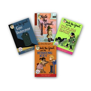 Series Sampler - Nate the Great (5 Bk Set)