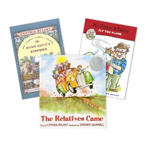 Favorite Author Study - Cynthia Rylant (4 Bk Set)