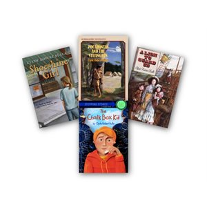 Favorite Author Study - Clyde Robert Bulla (4 Bk Set)