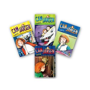 Series Sampler - Cam Jansen (5 Bk Set)