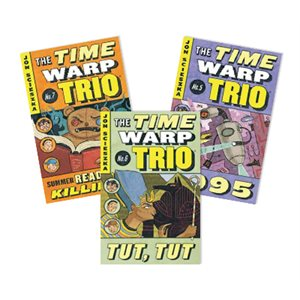 Series Sampler - Time Warp Trio (5 Bk Set)