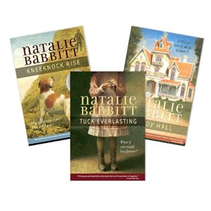 Favorite Author Study - Natalie Babbitt (5 Books)
