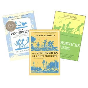 Series Sampler - The Penderwicks (4 Books)