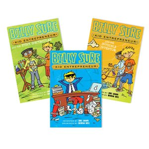 Series Sampler - Billy Sure (4 Books)