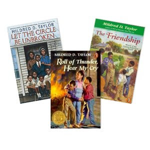 Favorite Author Study - Mildred Taylor (5 Books)