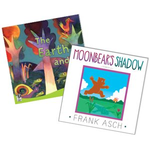 Favorite Author Study - Frank Asch (4 Books)