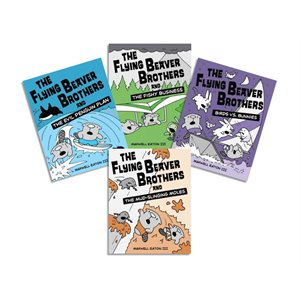 The Flying Beaver Brothers (6 Books)