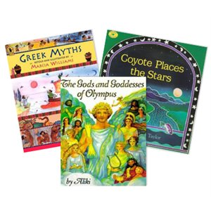 Mythology (5 Books)