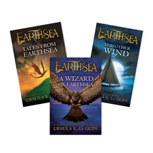 The Earthsea Cycle (6 bk set)