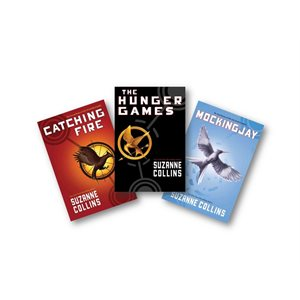 The Hunger Games (3 bk set)