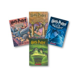 Harry Potter (7 bk set)
