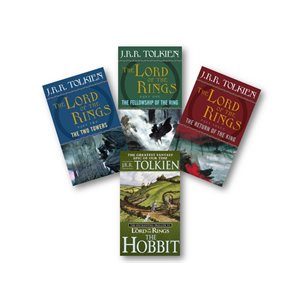 The Lord of the Rings (4 bk set)