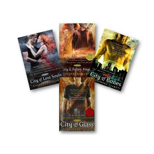 The Mortal Instruments (6 bk set)