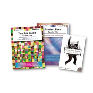 Brave New World Teach and Learn Collection (3 bk set)
