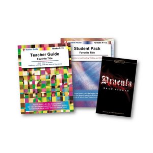 Dracula Teach and Learn Collection (3 bk set)