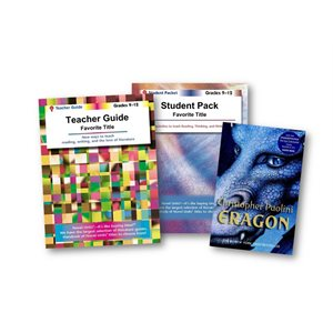 Eragon Teach and Learn Collection (3 bk set)
