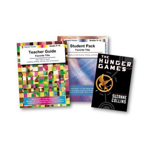 The Hunger Games Teach and Learn Collection (3 bk set)