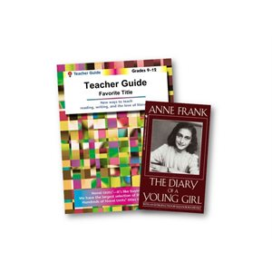 Anne Frank: Diary of a Young Girl Teacher Collection (2 bk set)