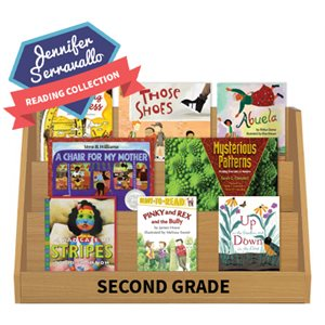 Jennifer Serravallo Go-To Books - Grade 2 (15 Books)