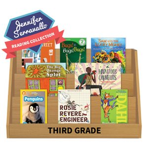 Jennifer Serravallo Go-To Books - Grade 3 (15 Books)