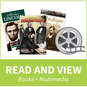 Lincoln Biography - Grades 6-8 (6 Items)