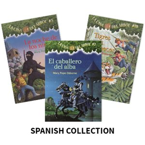 La casa del arbol (Magic Tree House) (23 Books)