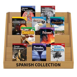 TIME FOR KIDS® Nonfiction Readers Grade 2 (30 Bk Set) Spanish