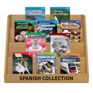 TIME FOR KIDS® Nonfiction Readers Grade 3 (30 Bk Set) Spanish