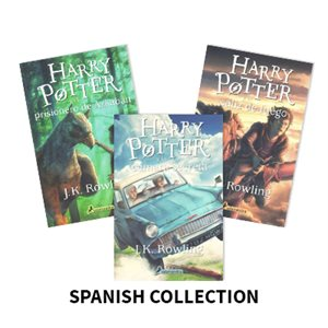 Harry Potter (7 Bk Set) Spanish