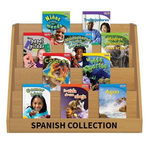 TIME FOR KIDS® Nonfiction Readers Grade 1 (30 Bk Set) Spanish