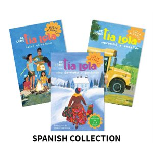 The Tía Lola Stories (4 Bk Set) Spanish