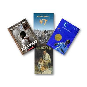 African American Historical Fiction (5 Books)