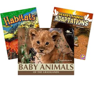 Wonders Grade 2- Animal Discoveries (4 Books)